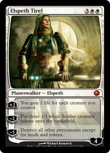 Elspeth Tirel (Scars of Mirrodin)