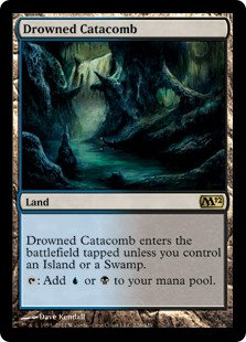 Drowned Catacomb (CoreSet 2012)