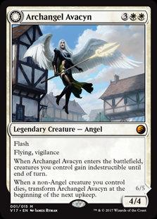 Archangel Avacyn (FTV - Transform)