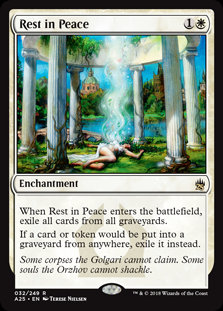 Rest in Peace (Foil / Masters 25)