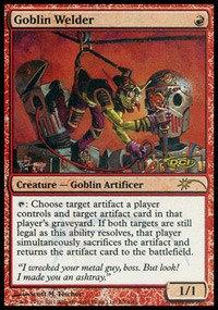 Goblin Welder (Judge Promo)
