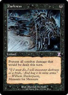 Darkness (Time Spiral)