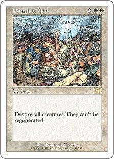 Wrath of God (6th)