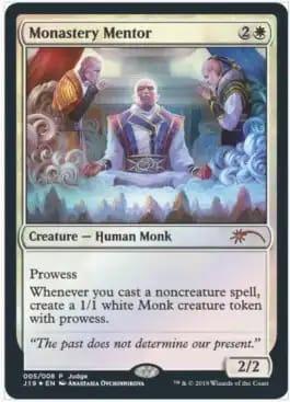 Monastery Mentor (Judge Promo)