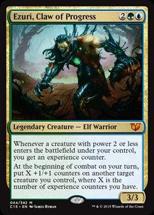 Ezuri, Claw of Progress (Commander 2015)
