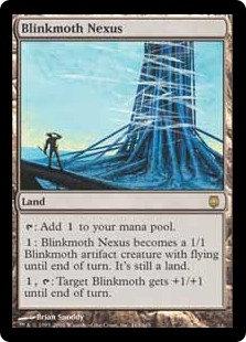 Blinkmoth Nexus (Foil / Darksteel)