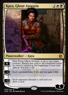 Kaya, Ghost Assassin (Conspiracy - Take the Crown)