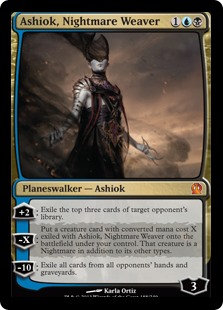 Ashiok, Nightmare Weaver (Theros)