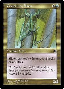 Crystalline Sliver (Stronghold)