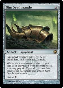 Nim Deathmantle (Scars of Mirrodin)