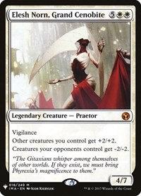 Elesh Norn, Grand Cenobite (Mystery Booster)