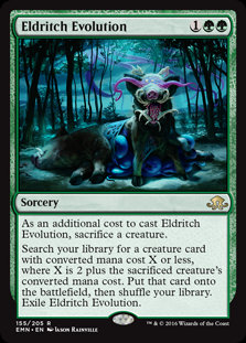 Eldritch Evolution (Eldritch Moon)