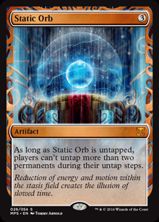 Static Orb (Masterpiece)