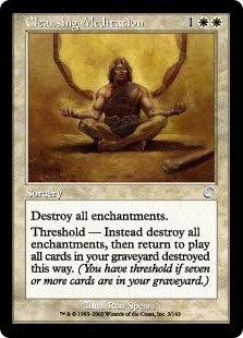 Cleansing Meditation (Foil / Torment)