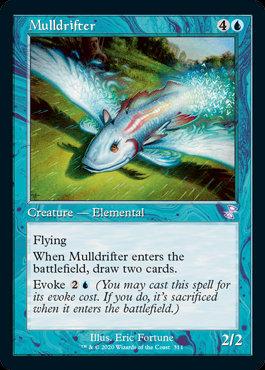 Mulldrifter (Time Spiral Remastered)