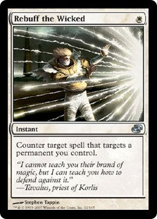 Rebuff the Wicked (Foil / Planar Chaos)
