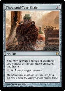 Thousand-Year Elixir (Commander 2013)