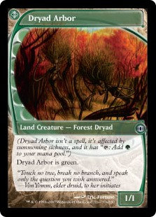 Dryad Arbor (Future Sight)