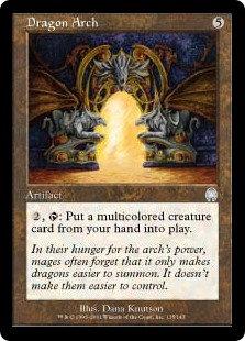 Dragon Arch (Foil / Apocalypse)
