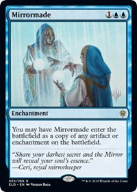 Mirrormade (Stamped / Throne of Eldraine)