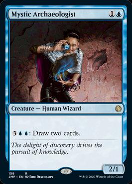 Mystic Archaeologist (Jumpstart)