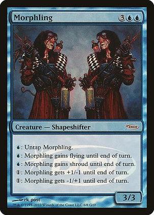 Morphling (Foil / Judge Promo)