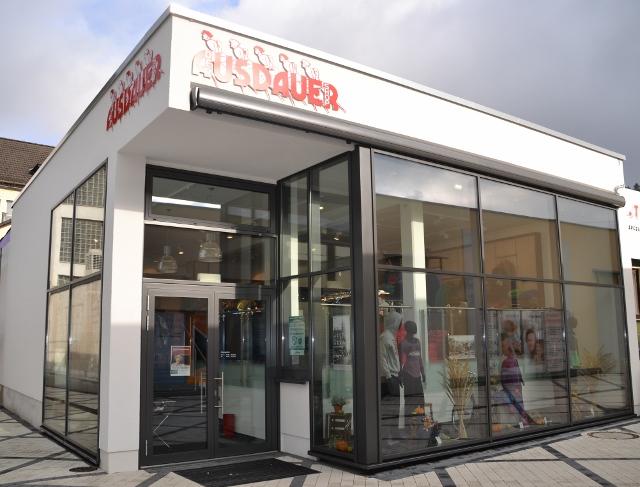 Ausdauer Shop