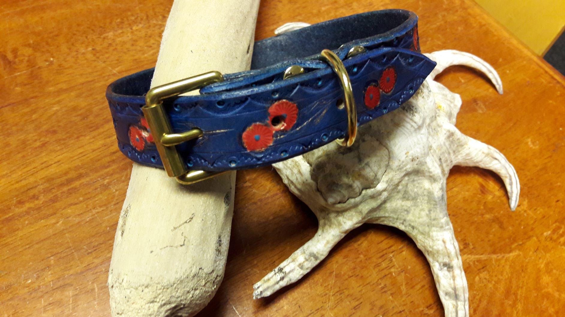 Decorative dog collar