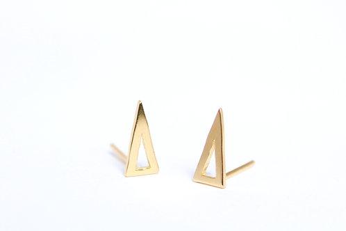Aretes triángulo