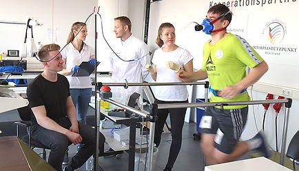 Sporthochschule Köln Spormedizin Leistungsdiagnostik Daniel Lay Arzt