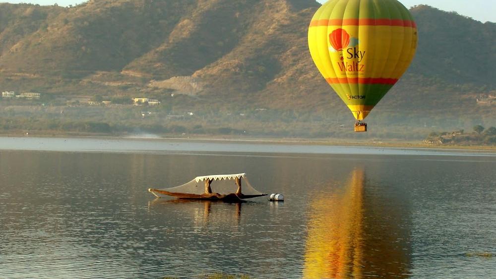 Hot Air Balloon Ride in Mumbai | Romantic Places in Mumbai
