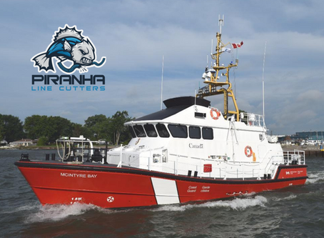 Maine Company Secures Canadian Coast Guard Contract