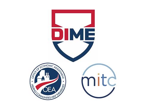 DIME MITC OEA Logos.png