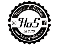House of Sticker 10 % Rabatt
