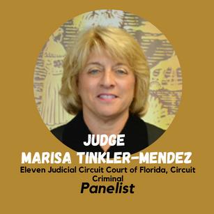 Judge Marisa Tinkler-Mendez