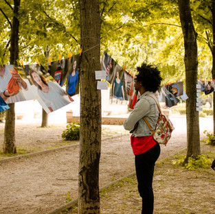 """""""Différence, nos différences"""" exposition photographique de l'artiste Louise Imagine"""