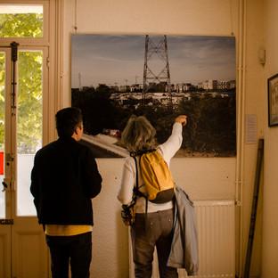 """""""Du bidonville à la ville"""" exposition présenté AREA & le Centre d'Art La fenêtre"""