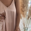 Thumbnail: Robe longue satinée