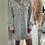 Thumbnail: Robe chemise grise