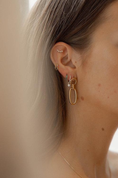 Boucles d'oreilles - Mix