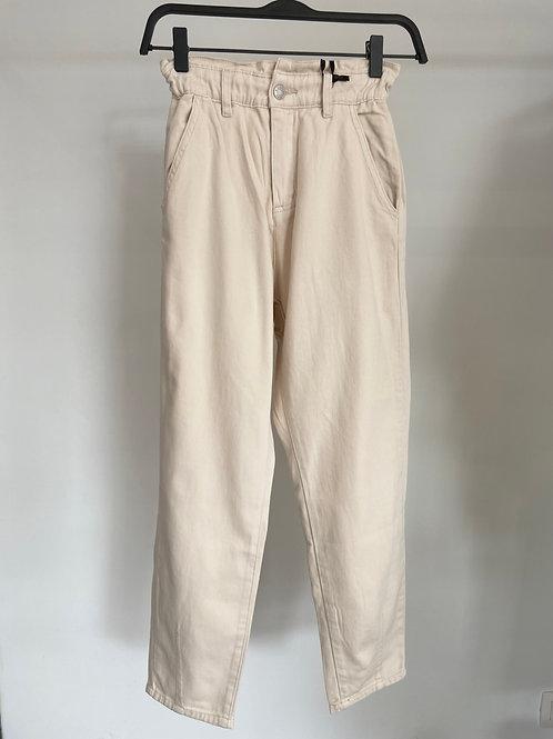 Pantalon taille élastique