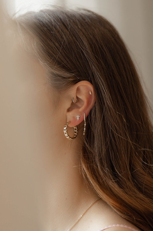 Boucles d'oreilles Angélina