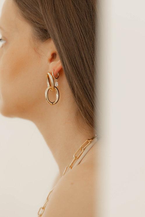Boucles d'oreilles Teresa