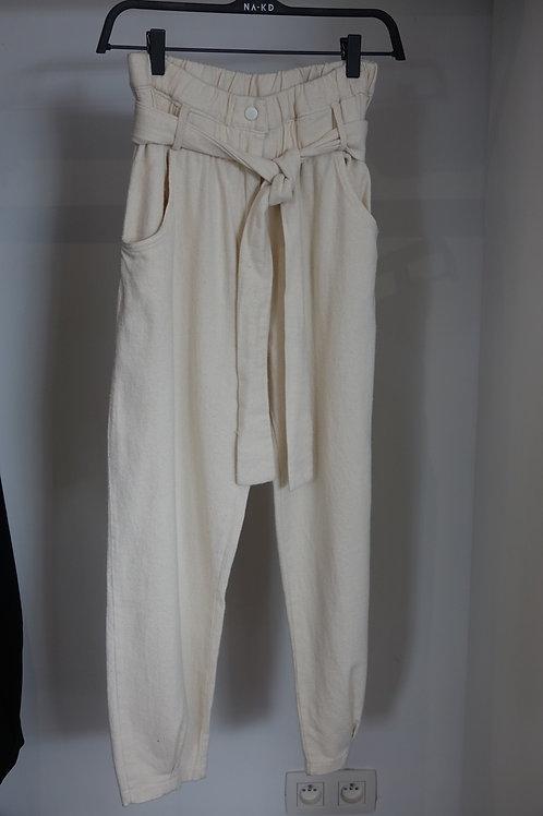 Pantalon écru