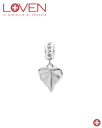 """Charm Pioppo """"Amore"""" silver"""