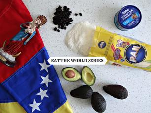 EAT Umeå | EAT The World Series Venezuelan Arepa Workshop