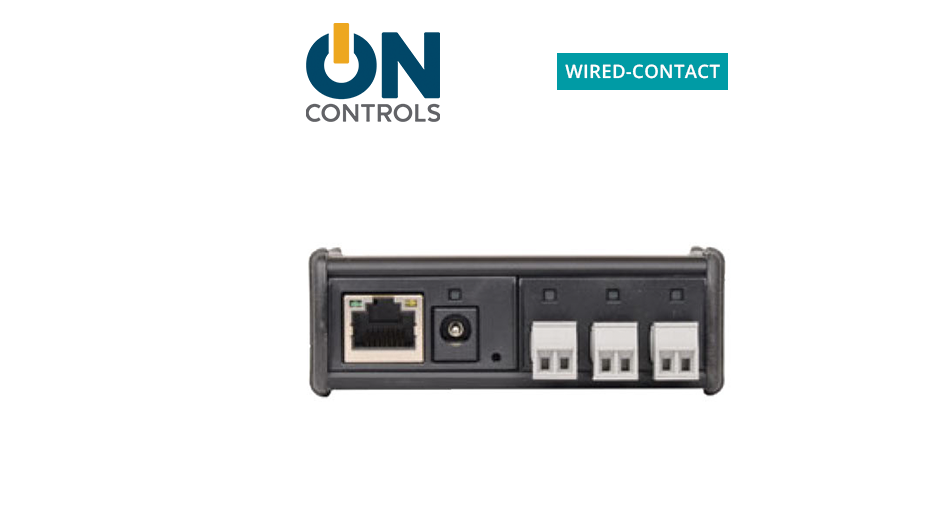 On-Link IP To Relay/Contact Closure