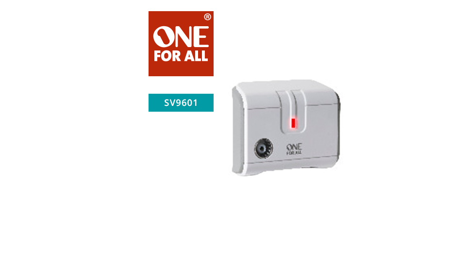 One‐For-All Signal Booster