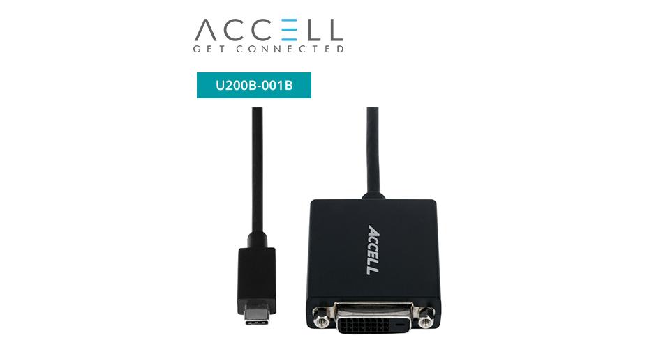 USB-C to DVI-D Adaptor