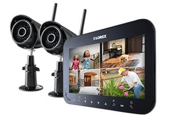LW2742UK - Lorex by Flir Wireless CCTV System